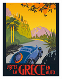 Visit Greece by Car -Automobile and Touring Club of Greece