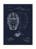 Mask for Baseball Catcher