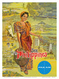 See the Philippines - Pan American World Airways
