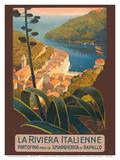 La Riviera Italienne (The Italian Riviera) - Portofino  Italy