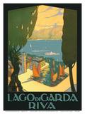 Lago di Garda (Lake Garda) - Riva  Italy