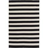 Newport Area Rug - Black/Beige 8' x 10'