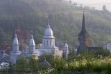 Churches of Botiza  Botiza  Maramures  Romania