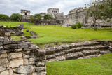 Tulum  Mayan Ruins  Playa del Carmen  Riviera Maya  Yucatan  Mexico