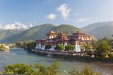 Punakha Dzong or Monastery  Punakha  Bhutan