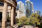 Shrine of Memories and Offices  Anzac Square  Brisbane  Australia