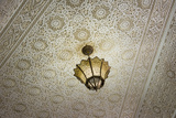 Meknes  Morocco Ceiling Lights Chandelier in Restaurant