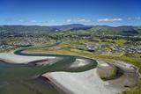 Waikanae River Mouth  Kapiti Coast  Wellington Region  New Zealand