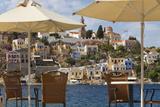 Symi Town  Symi Island  Dodecanese Islands  Greece