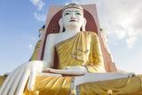 Kyaik Pun Pagoda  Bago  Burma