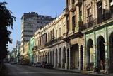Cuba  La Havana  Havana Vieja  Old Colonial Buildings