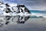Antarctica Scenic View of Lemaire Channel