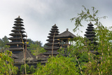 Mother Temple of Besakih  Bali  Indonesia