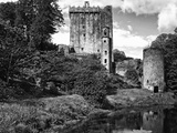 Ireland  Blarney View of Blarney Castle