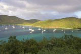 Usvi  St John Maho Bay Popular Mooring Location and Snorkeling Site