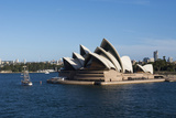 Australia  Sydney Harbor Area  Landmark Sydney Opera House