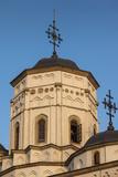 Romania  Moldavia  Iasi  Golia Monastery  Exterior  Sunset
