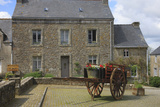 Located in the Town of Locronan in Brittany Is This Granite Home