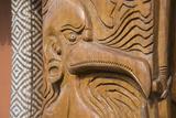 Solomon Islands  Guadalcanal Island Cultural Center  Wood Carving