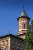 Romania  Moldavia  Iasi  St Nicholas Church  Exterior