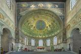 Italy  Ravenna  Basilica of Sant'Apollinare in Classe Interior