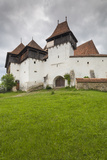 Romania  Transylvania  Viscri  Fortified Saxon Church
