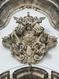 Lamego  Portugal  Shrine of Our Lady of Remedies  Relief Sculpture