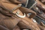 Papua New Guinea  Karau Village Traditional Carved Wooden Masks