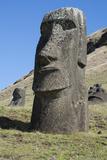 Chile  Easter Island Rapa Nui NP  Historic Site of Rano Raraku