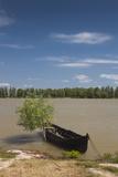 Romania  Danube River Delta  Mahmudia  Danube River Delta and Boats