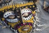 Papua New Guinea  Village of Kopar Folk Art Souvenir Mask
