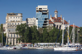 Romania  Black Sea Coast  Constanta  Tomis Tourist Port and Marina