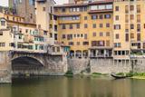 Ponte Vecchio  River Arno  UNESCO  Firenze  Tuscany  Italy