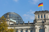 Berlin  Germany Reichstag Building Famous City Center