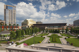 Romania  Moldavia  Iasi  Palas Mall by the Palace of Culture