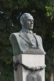 Statue of Getulio Vargas  Belem  Para State  Brazil