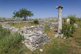 Romania  Black Sea Coast  Histria  Ruins of Oldest Romanian Town