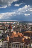 Romania  Transylvania  Targu Mures  the Greco-Catholic Cathedral