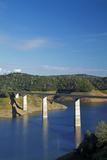 Archie Stevenot Bridge Carrys SR 49 across New Melones Dam  California