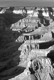 USA  Arizona  Grand Canyon NP Landscape of Eroded Formations