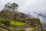 Machu Picchu  Cusco Region  Urubamba Province  Peru