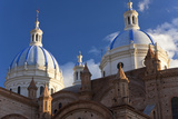 Cathedral of the Immaculate Conception  Built in 1885  Cuenca  Ecuador