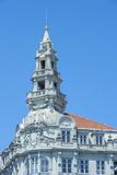Europe  Portugal  Oporto  Bbva Building in Liberty Square