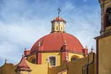 Mexico  Guanajuato  Our Lady of Guanajuato Basilica Dome