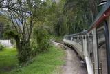 Inca Rail  Train Ride  Sacred Valley  Cusco Region  Peru