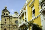 San Pedro Claver Church  Cuidad Vieja  Cartagena  Colombia