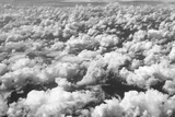 Aerial View of Clouds  Central America