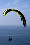 California  San Diego Hang Glider Flying at Torrey Pines Gliderport