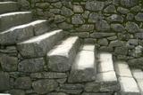 Peru  Machu Picchu  Stairs