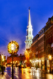 The North Church and Congress Street in Portsmouth  New Hampshire